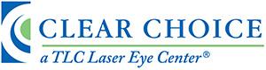 Clear Choice - a TLC Laser Eye Center (Logo)
