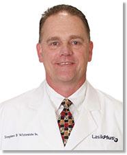 Dr. Stephen Whiteside - LasikPlus Vision Center