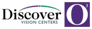 Discover Vision Centers logo